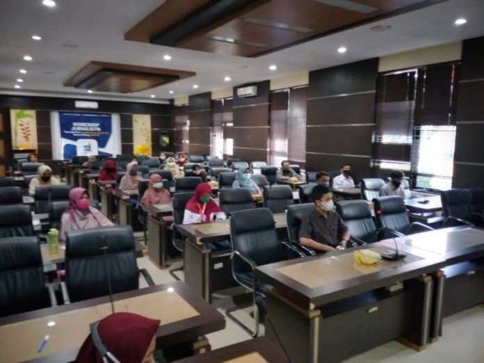 Kesatuan Aksi Mahasiswa Muslim Indonesia (KAMMI) Bangun Skill Jurnalistik Mahasiswa Garut