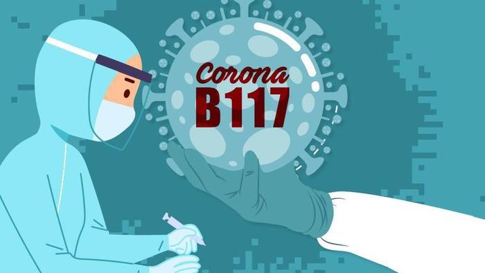 Warga Garut Dicurigai Terpapar Corona B117 Usai Pulang dari Luar Negeri