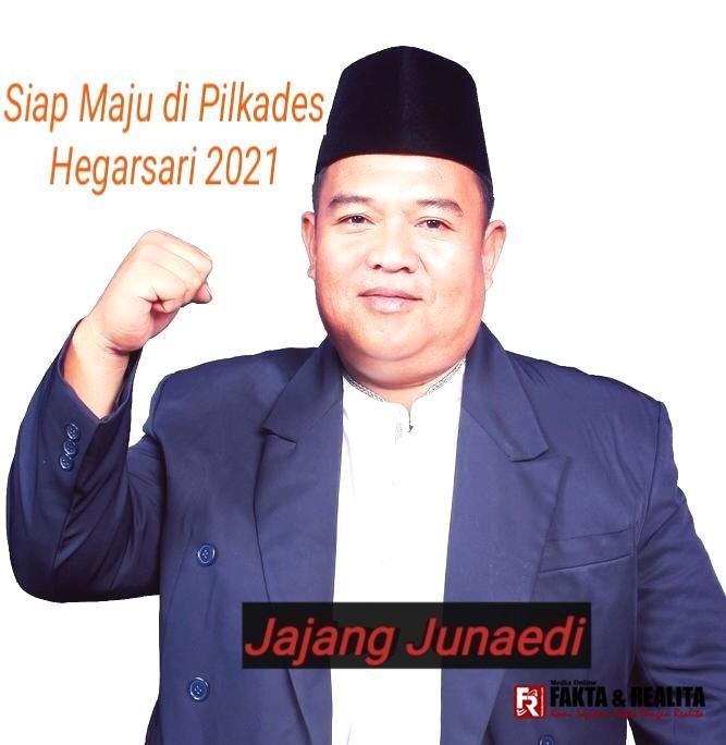 Jajang Junaedi Siap Maju di Pilkades Serentak 2021, Demi Kemajuan Desa Hegarsari