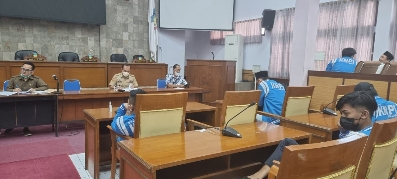 Subhan Fahmi Dukung Perda Kepemudaan: 'Pemkab Garut Hadir dan Berpihak Kepada Pemuda!'